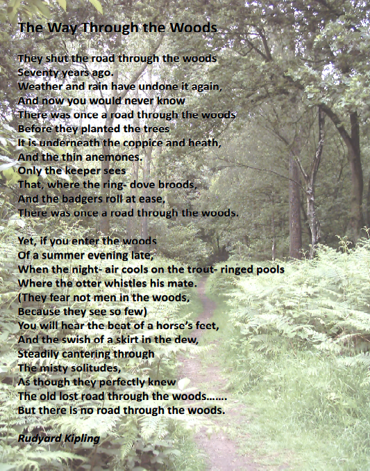 The Way Through the Woods by Rudyard Kipling